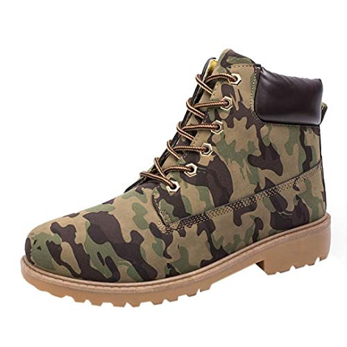 new product be7a1 093ac Camo Boot - 6.000 Womens Fashion Boots