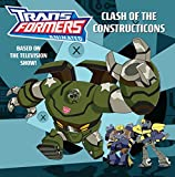 Transformers Animated: Clash of the Constructicons (Transformers Aminated)