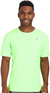 """قميص بأكمام قصيرة رجالي مطبوع عليه عبارة """"Lite-Show Favorite من ASICS"""