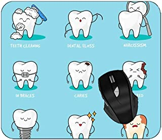 Mousepads Tooth Sick Tooth Mouse Mat