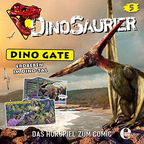 Erdbeben im Dino-Tal Titelbild