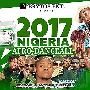 2017 Nigeria Afro-DanceAll