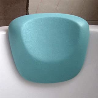 KUNXIAOY Bathtub Pillow, for Shoulder Neck Support Backrest, Spa Pillow,Fits All Hot Tub, Whirlpool, Jacuzzi Standard Tubs