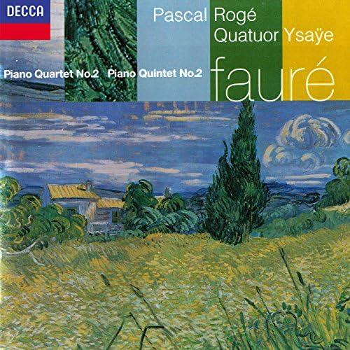 Pascal Rogé & Quatuor Ysaÿe