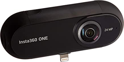 Insta360 ONE 360 Video Action Camera, with FlowState...