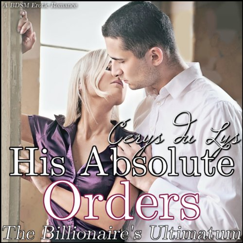 His Absolute Orders audiobook cover art