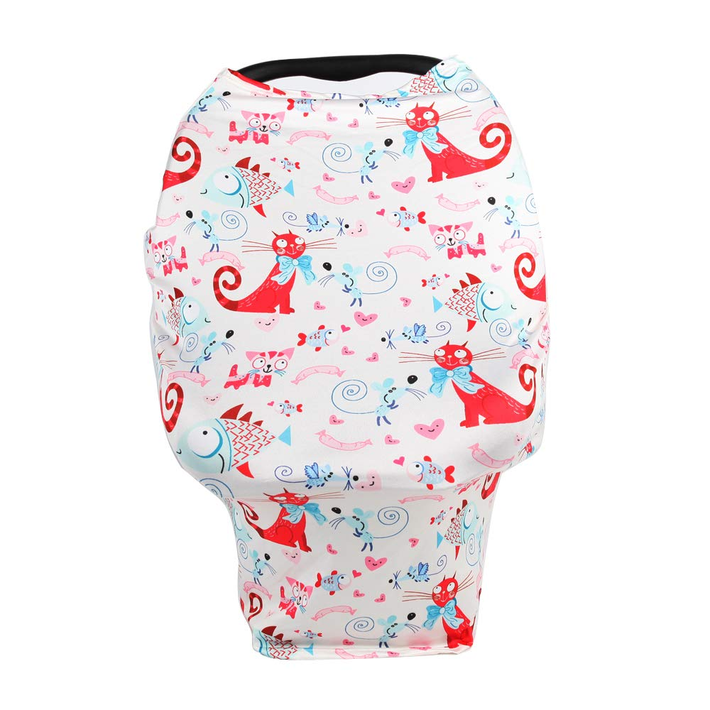 TUOKING Silky Texture Nursing SALENEW very popular! Cover Breastfeeding Seat Car Time sale for
