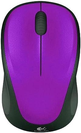 Amazon com: bluetooth mouse purple - Purple / Mice
