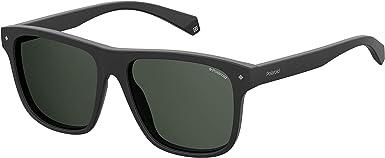 Polaroid PLD 6041/s Sunglasses, 807/M9 Black, 56 Mens