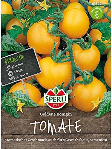 Tomate Goldene Königin