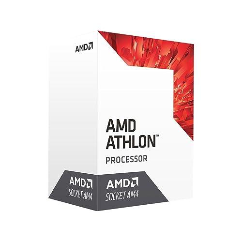 AMD X4 950 3.5GHz 2MB L2 Caja - Procesador (AMD Athlon X4, 3,5 GHz, Socket AM4, PC, 28 NM, 64 bits)