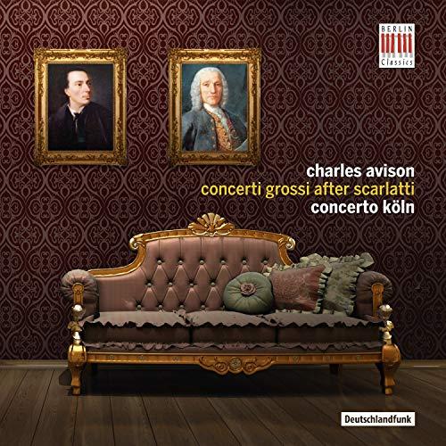 12 Concertos, Op. 6, Concerto No. 3 in D Minor: II. Allegro sprirituoso, K 37, RG 25