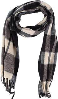 GRAPPLE DEALS Winter Wear Warm Lightweight Men's And Women's Casual Checkered Muffler (Random Design- Color) 1 Pcs