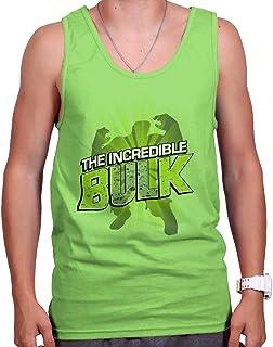 13ce18ed0b1d2 Brisco Brands Funny Hulk Workout Gym Training Nerdy Geeky Tank Top