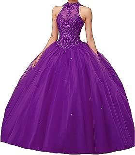quinceanera dresses in purple