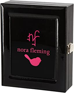 Nora Fleming Clear Top Keepsake Display Box for Minis and Other Collectibles M4