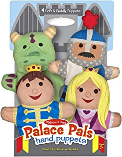 Melissa and Doug Palace Pals Hand Puppets 9082 - Puppet and Puppet Theatre