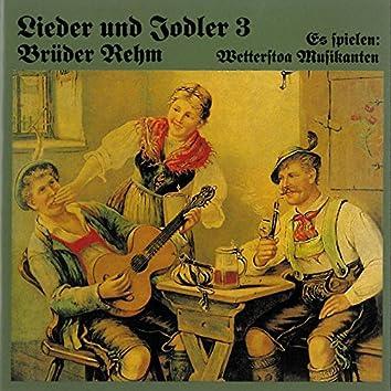 Lieder und Jodler 3