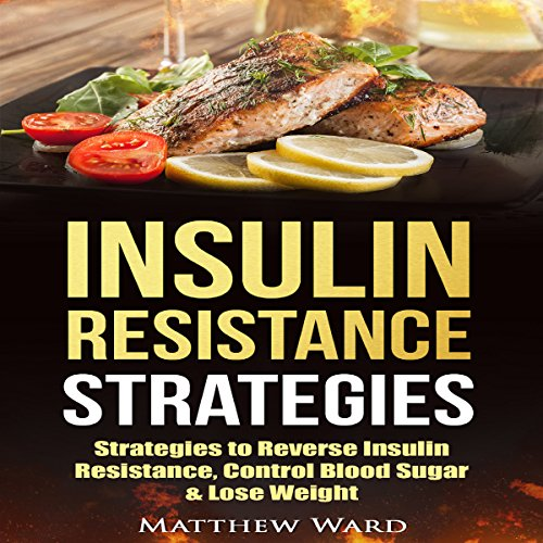Insulin Resistance audiobook cover art