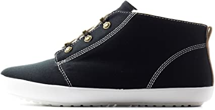 Fred Perry WOMEN GLOBE Black 9 SHOES