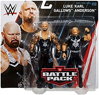 Best karl anderson and luke gallows action figures Reviews