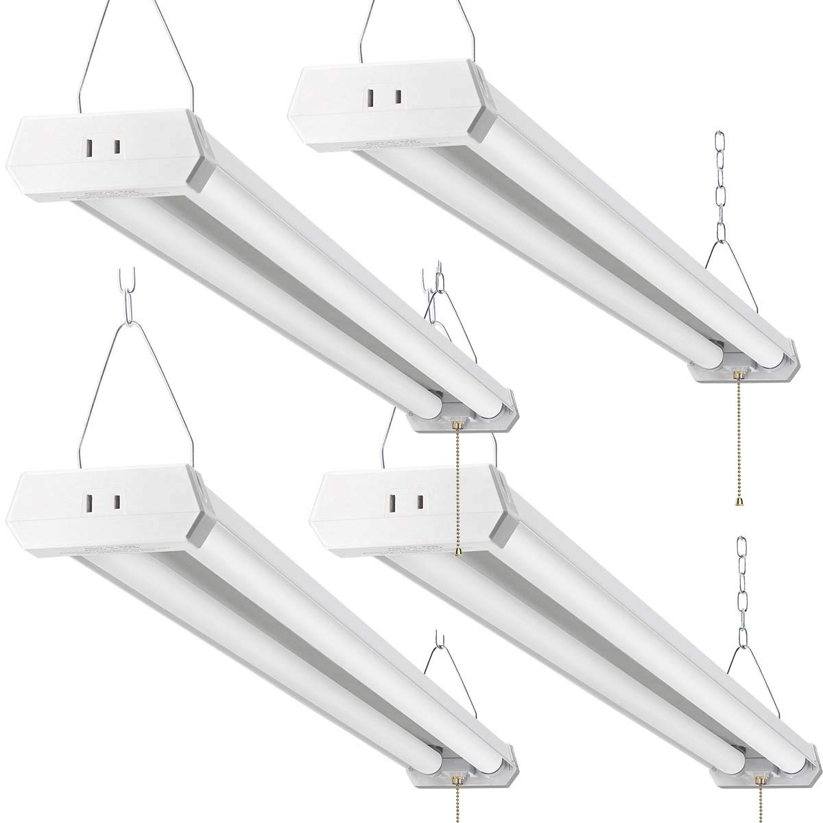 OOOLED 4800LM Daylight Worklight Fixture