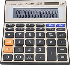 $20 » SANON Large Screen Calculator Battery Solar Dual Power LCD Display Office Financial Calculator, 17. 315. 34. 5cm/ 6. 816. ...