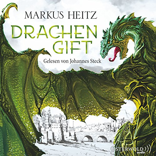 Drachengift     Mächte des Feuers 3              By:                                                                                                                                 Markus Heitz                               Narrated by:                                                                                                                                 Johannes Steck                      Length: 7 hrs and 23 mins     Not rated yet     Overall 0.0