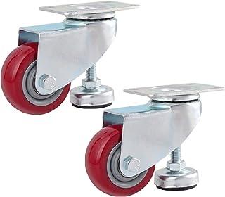 YJJT Zwenkwielen, Zware roterende wielen, Gebruikt in elektrische apparaten, machines, kluisjes, planken, werkbanken, en...