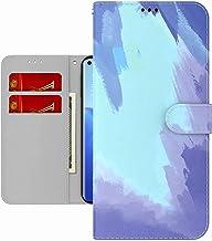 TYWZ Kleurrijke Schilderij Portemonnee Case voor iPhone 11 Pro,Aquarel Ontwerp Folio Flip PU Leer met Kaarthouder Slots St...