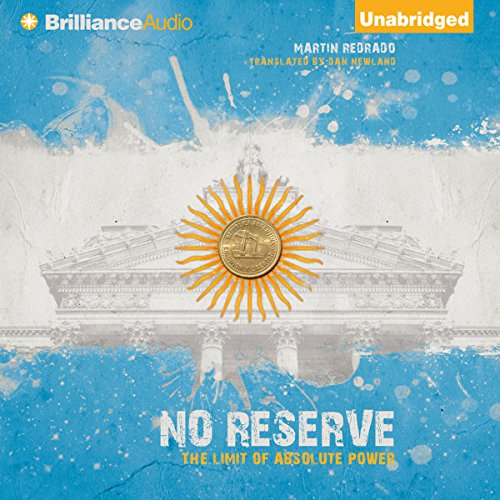 No Reserve audiobook cover art