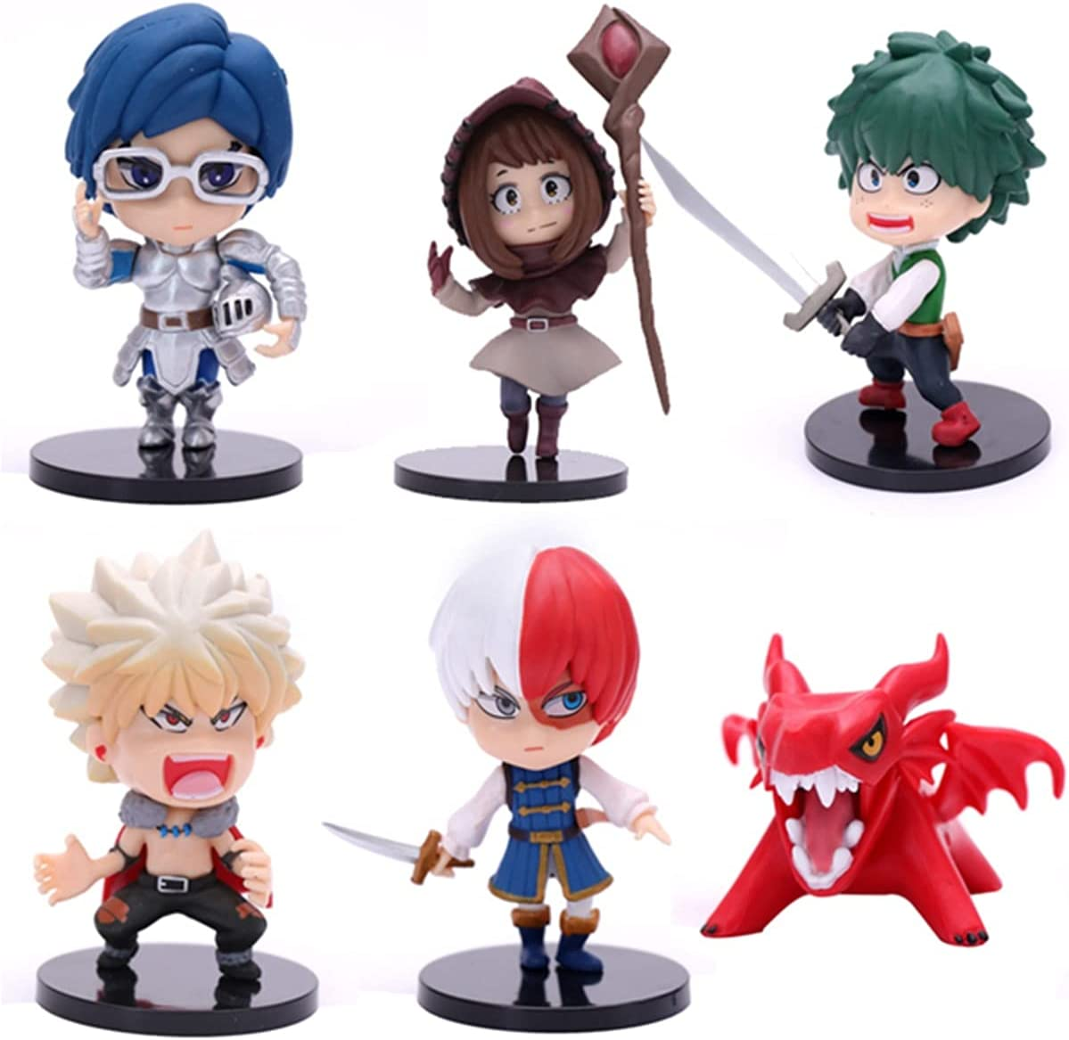 My Hero Academia Large-scale sale One's Justice Statue for NEW Gift Frie Figurine Toy