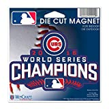 Wincraft Chicago Cubs 2016 World Series Champions Magnet Car Auto Badge Decal