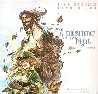 TIME Stories Revolution: A Midsummer Night Board Game