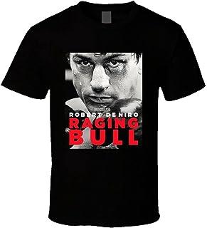 Raging Bull Robert De Niro Boxing Movie Fan T Shirt