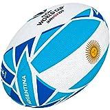 Gilbert Ballon de Rugby Coupe du Monde Japon 2019 Argentine 5 Multicolore