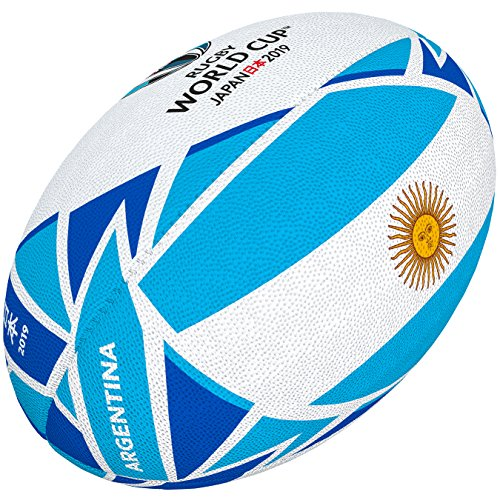Gilbert Rugby World Cup 2019 Flag Ball - Argentina