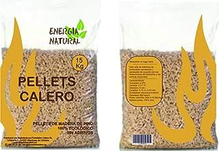 Saco de 15kg de Pellets de Pino ecológico