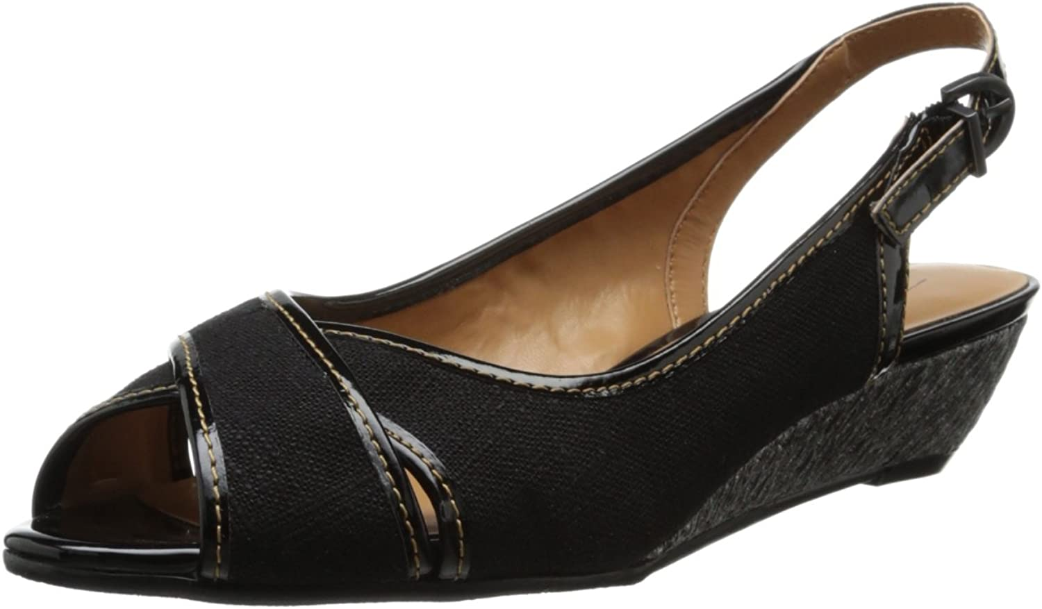 Tredters Women's Calle Wedge Pump
