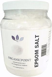 ORGANICPOINT EPSOM SALT 4LB (1.8Kg)