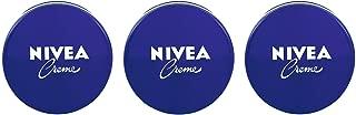 NIVEA, Creme, Tin, 3 x 150ml