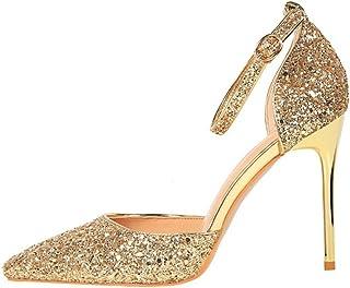8db2f7605c983 Gold Women's Pumps & Heels | Amazon.com