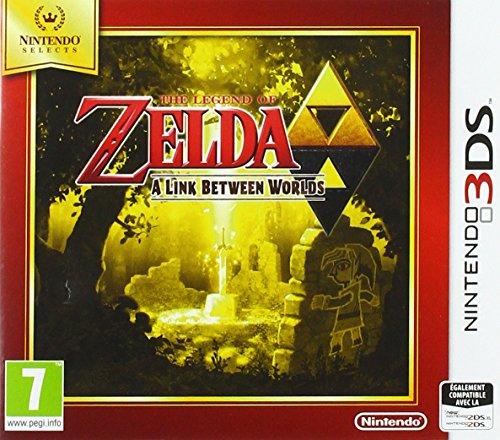 The Legend of Zelda : A Link Between Worlds - Nintendo Selects