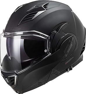 LS2, casco de moto modular VALIANT II full mate, XL