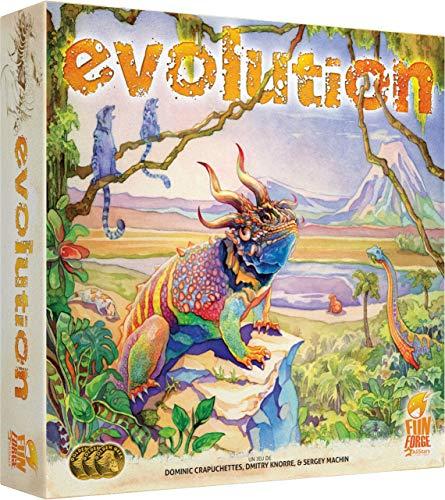 Evolution - Asmodee - Jeu de société - Jeu de stratégie