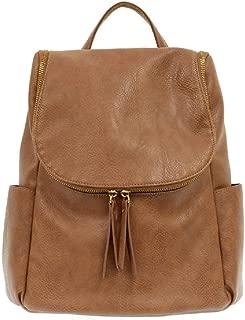 Kerri Side Pocket Backpack (One Size, Saddle)
