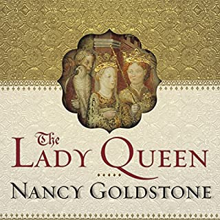 The Lady Queen audiobook cover art