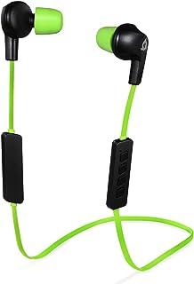 KLIM Pulse Bluetooth 4.1 Hörlurar – Ny Version – Trådlösa Öronproppar – Brusreducering – Perfekt för Sport, Musik, Telefon...