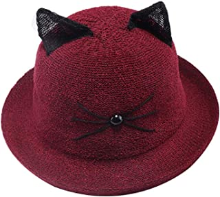 Parend-Child Summer Beach Hat for Women and Child