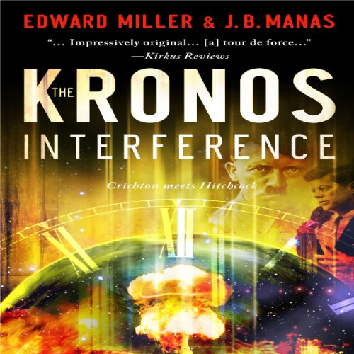 The Kronos Interference audiobook cover art